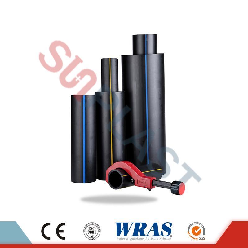 Tuyau en PEHD (tuyau en polyéthylène) pour les eaux usées et les égouts; Drainage