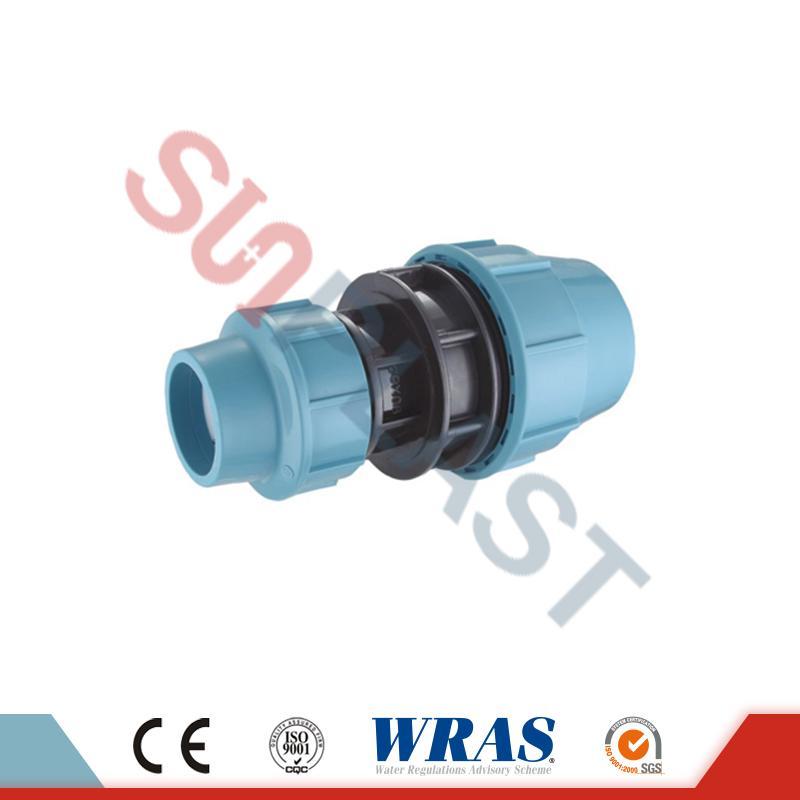 Couplage réducteur de compression PP