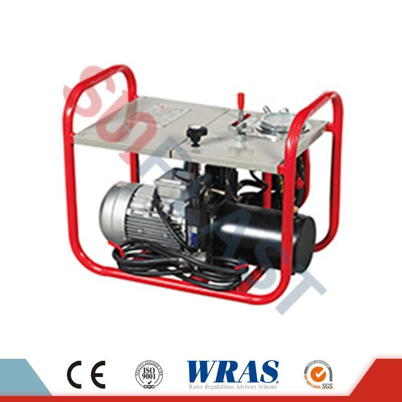 Machine de soudure par fusion de bout hydraulique de 400-630mm pour le tuyau de HDPE