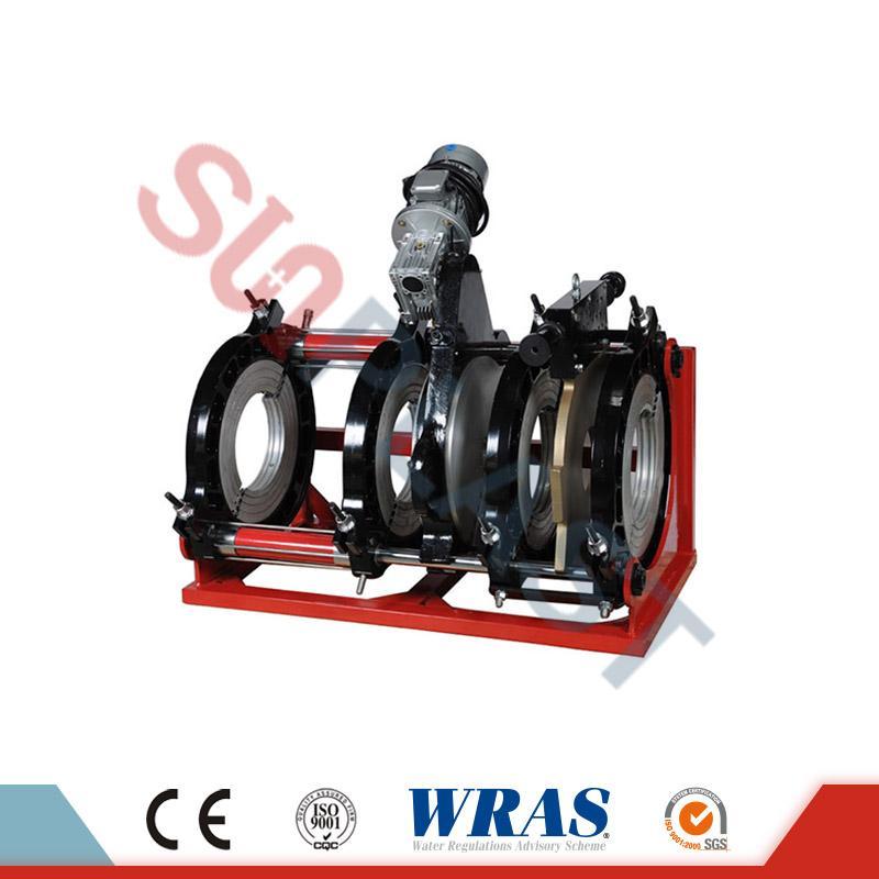Machine de soudure hydraulique de fusion de bout de 280-450mm pour le tuyau de HDPE
