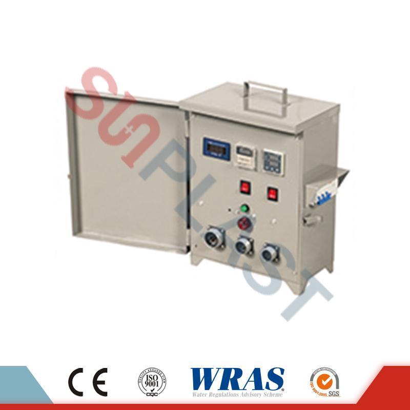 Machine de soudure hydraulique de fusion de bout de 800-1200mm pour le tuyau de HDPE