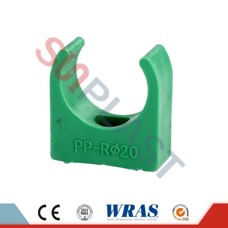 Agrafe de tuyau de PPR pour la plomberie